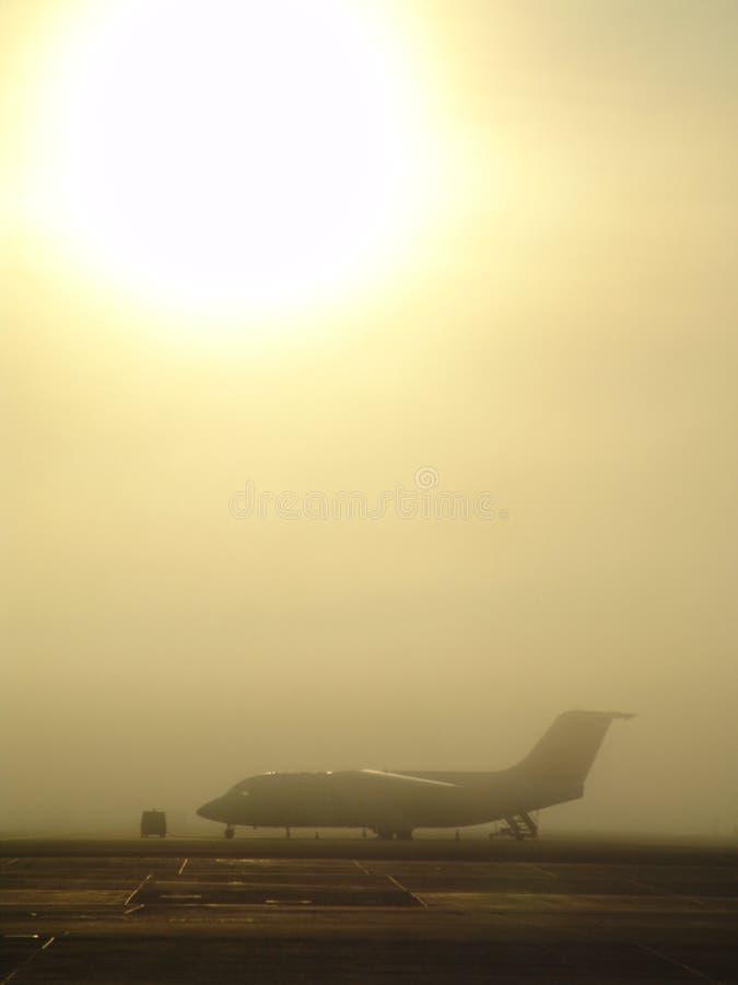Aeroporto 003 imagem de stock