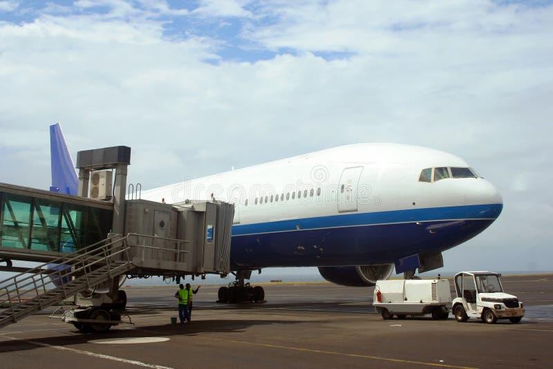 Download Aeroporto #2 immagine stock. Immagine di aeroplano, aereo - 203397