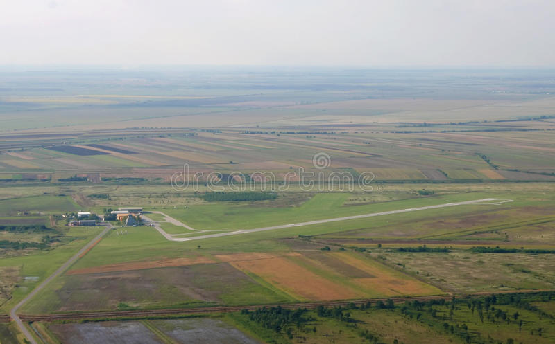 Aeroporto da C.A. do ¡ de VrÅ imagens de stock