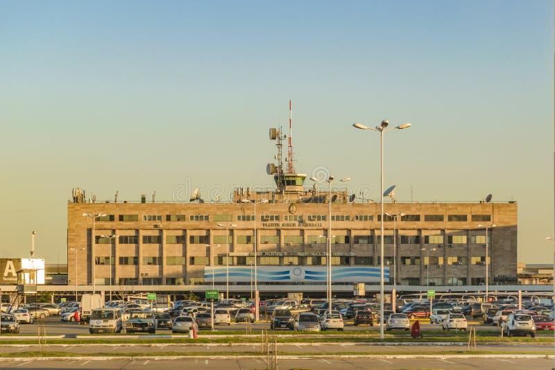 Aeroporto de Ezeiza, Buenos Aires, Argentina fotos de stock royalty free
