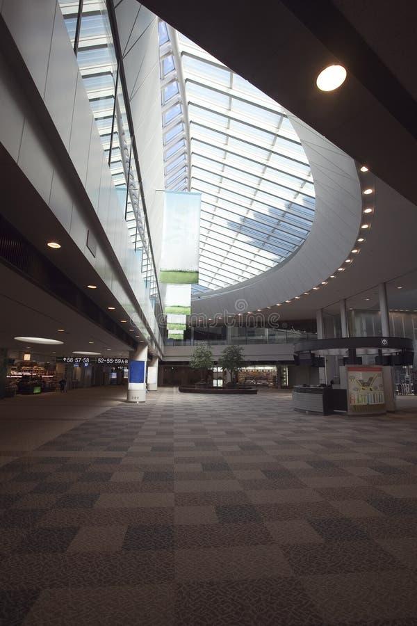Aeroporto de Narita em Japão foto de stock