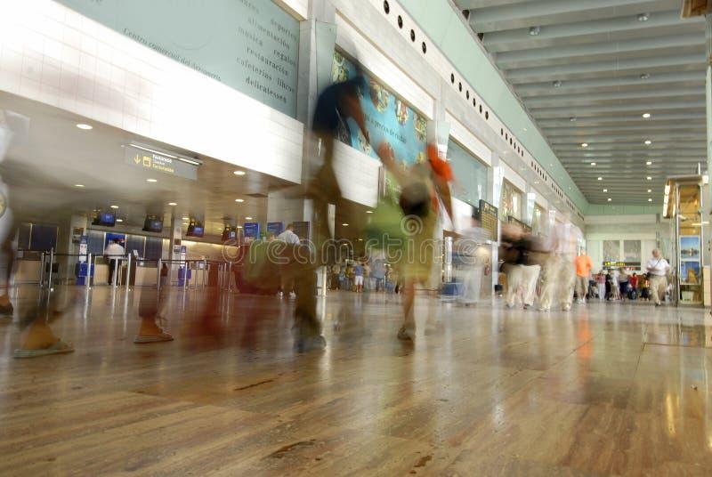 Aeroporto di Barcellona fotografia stock