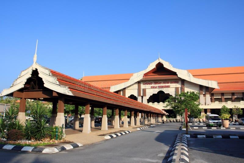 Aeroporto di terengganu di Kuala immagine stock