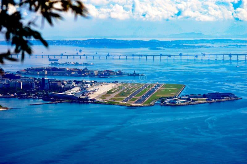 Aeroporto doméstico fotografia de stock royalty free