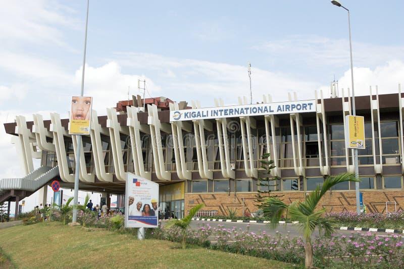 Aeroporto internacional de Kigali fotos de stock royalty free