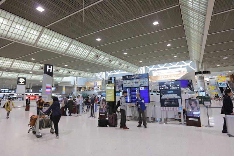 Aeroporto internacional de Narita foto de stock