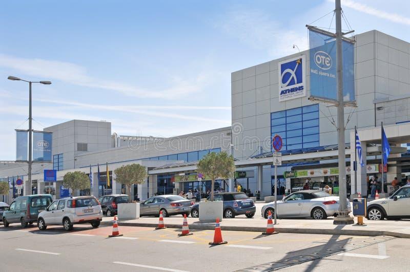 Aeroporto Atene : Aeroporto internazionale di atene immagine editoriale