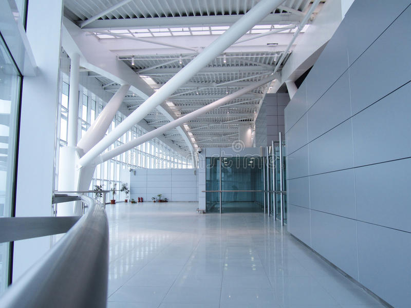 Aeroporto internazionale di Bucarest Otopeni immagini stock