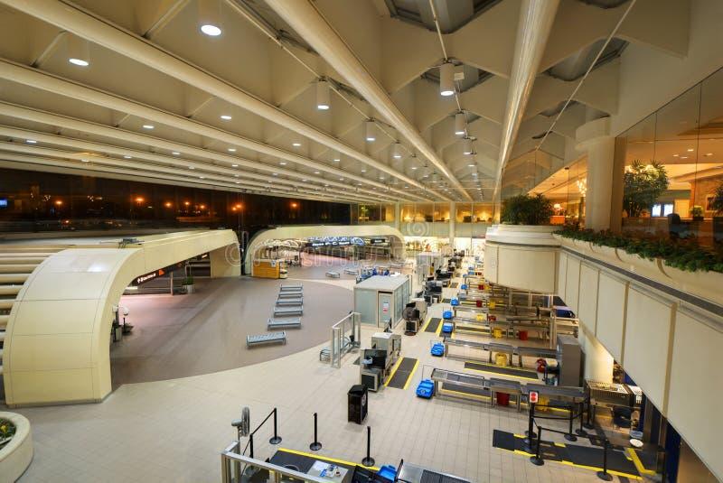 Aeroporto internazionale di Orlando fotografie stock libere da diritti