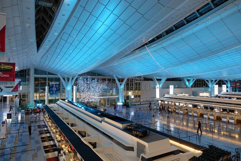Aeroporto internazionale di Tokyo immagine stock libera da diritti