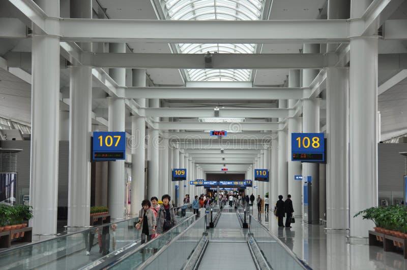 Aeropuerto de Incheon imagenes de archivo