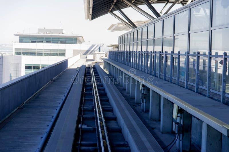 Aeropuerto de la SFO fotos de archivo
