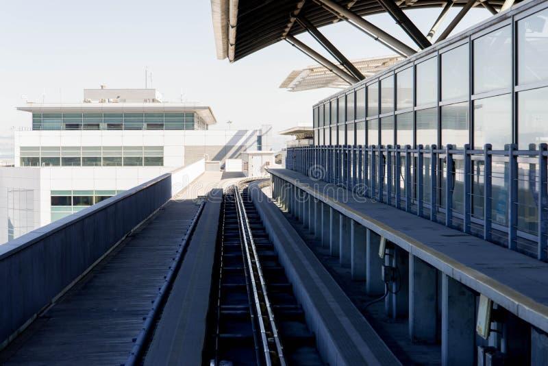 Aeropuerto de la SFO fotografía de archivo libre de regalías
