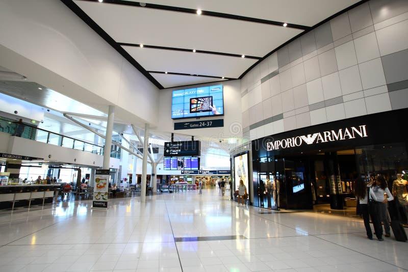 Aeropuerto de Sydney fotografía de archivo libre de regalías