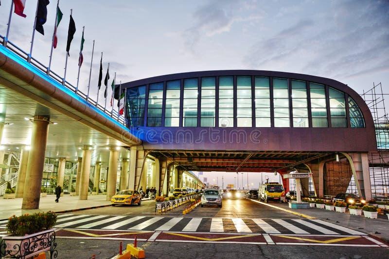 Aeropuerto de Teherán fotos de archivo libres de regalías