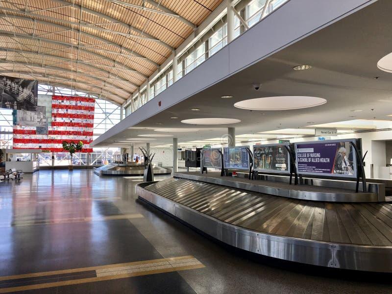 Aeropuerto regional fotografía de archivo libre de regalías