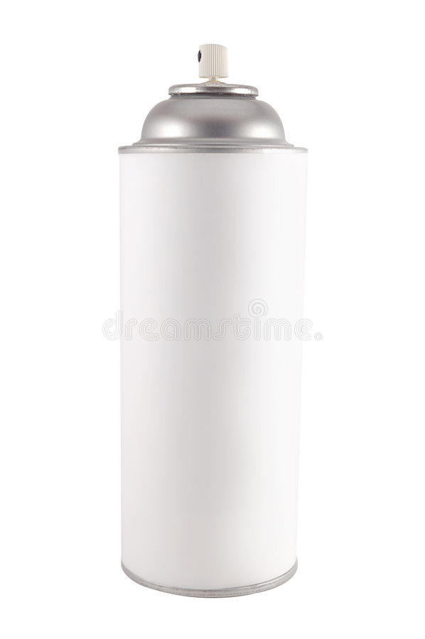 Aerosol can royalty free stock photography