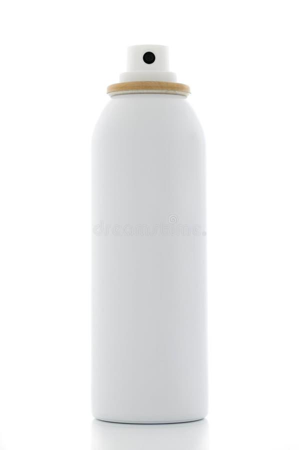 aerosol może fotografia stock