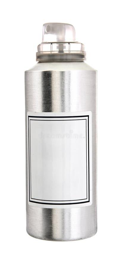 aerosol może obraz royalty free