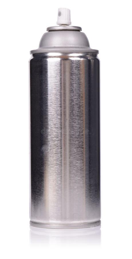 aerosol może kształt trzy zdjęcie royalty free