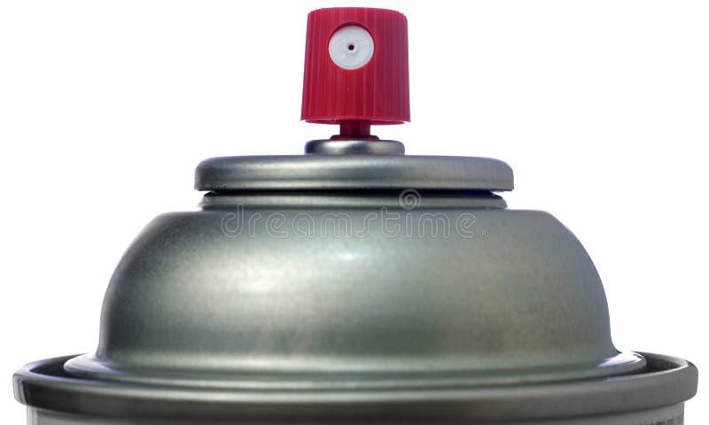 aerosol może target113_0_ wierzchołek zdjęcia royalty free