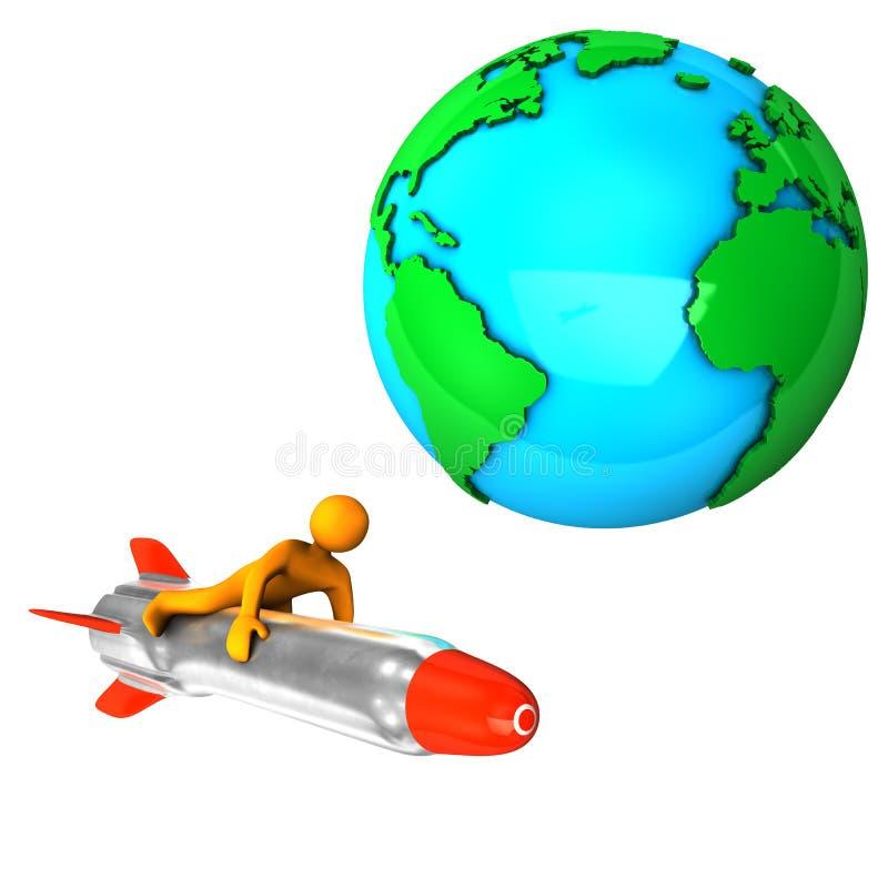 aerospace ilustracja wektor