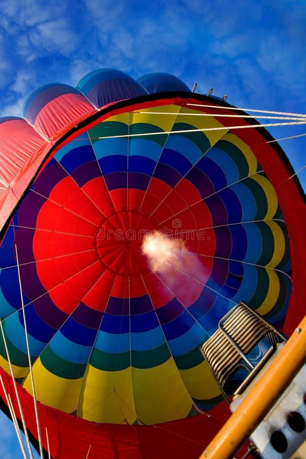 Aerostato fotografia stock libera da diritti