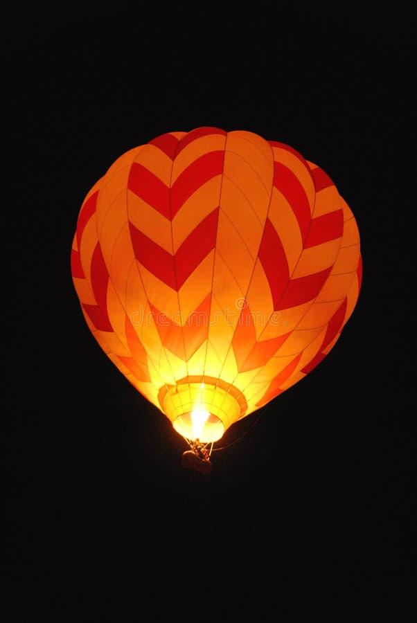 Download Aerostato fotografia stock. Immagine di glowing, nevada - 3148728