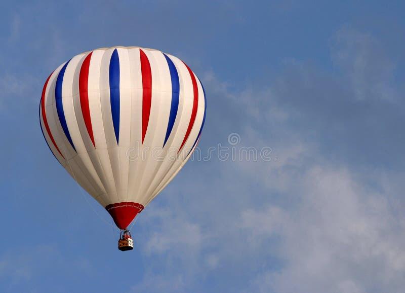 Aerostato ad aria calda fotografia stock