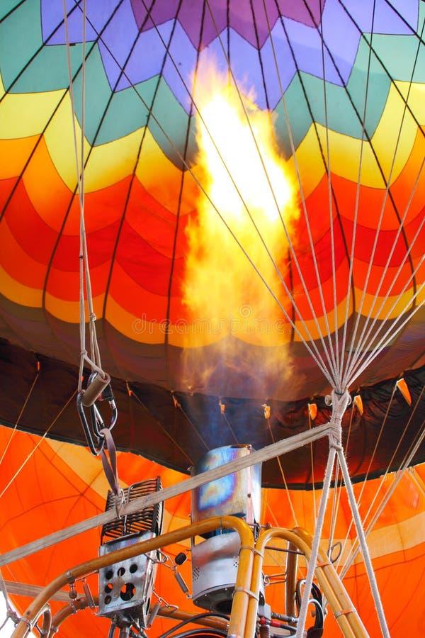 Aerostato di aria calda immagini stock libere da diritti