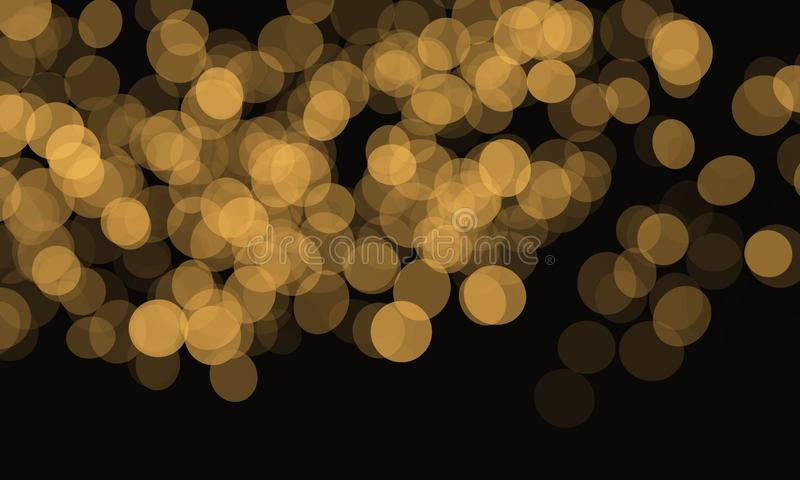 Color bogeh background. Aesthetic quality of the blur produced in the out-of- parts of an image produced by a lens.Bokeh has been defined as the way the lens royalty free stock photography