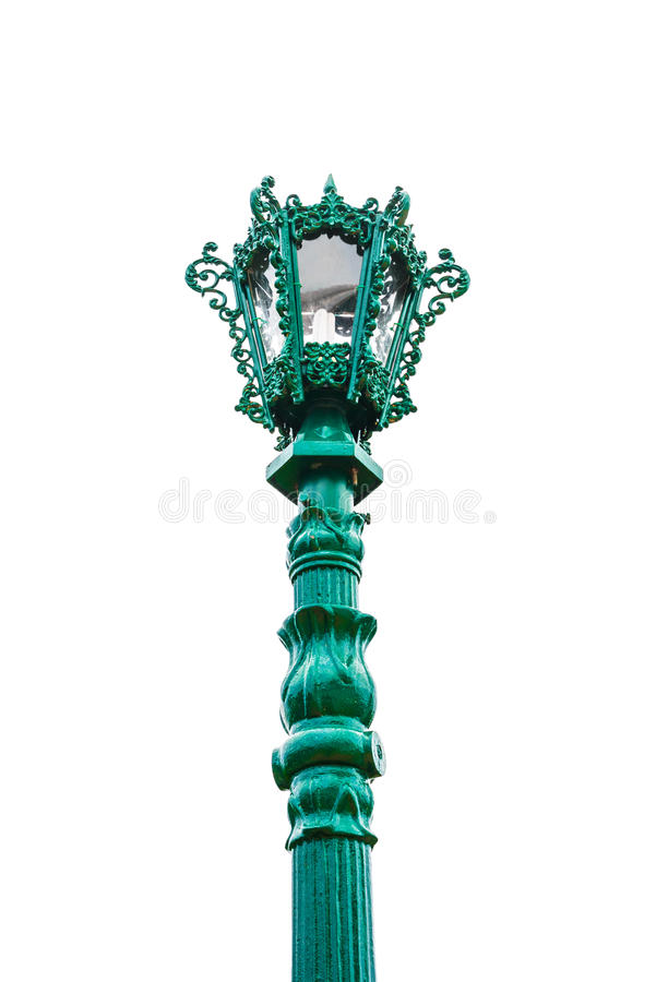 Aet of old vintage street lamp post lamppost light pole isolated download aet of old vintage street lamp post lamppost light pole isolated stock photo image aloadofball Image collections