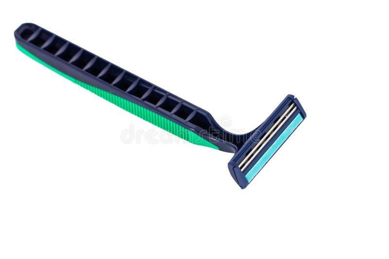 Afeitar la maquinilla de afeitar fotografía de archivo