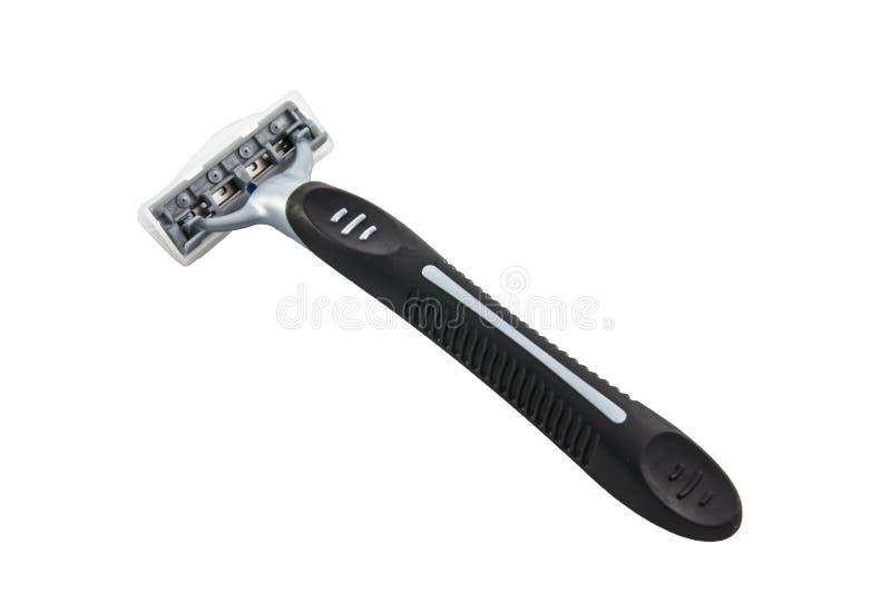 Afeitar la maquinilla de afeitar imágenes de archivo libres de regalías