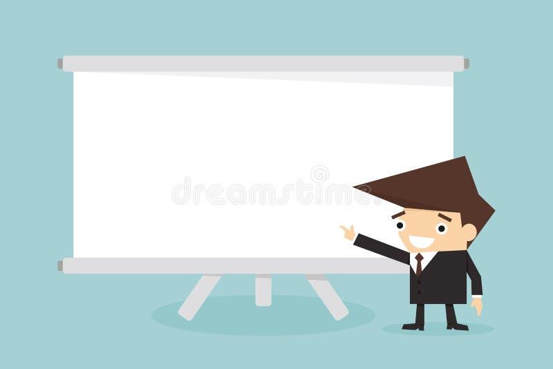Affär stock illustrationer