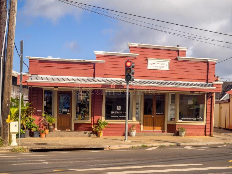 Affär i Kapa ` en stad royaltyfri foto