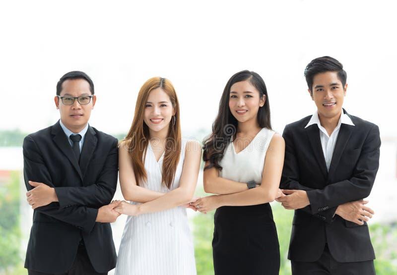 affären hands holdingfolk royaltyfri foto
