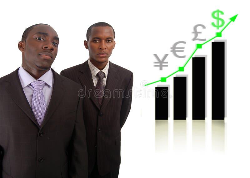 affärsekonomi royaltyfri bild