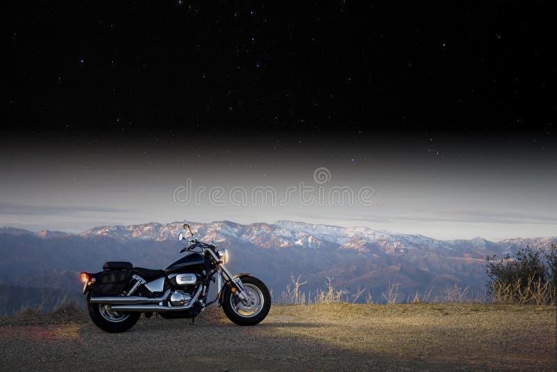 affärsföretagmotorbike fotografering för bildbyråer