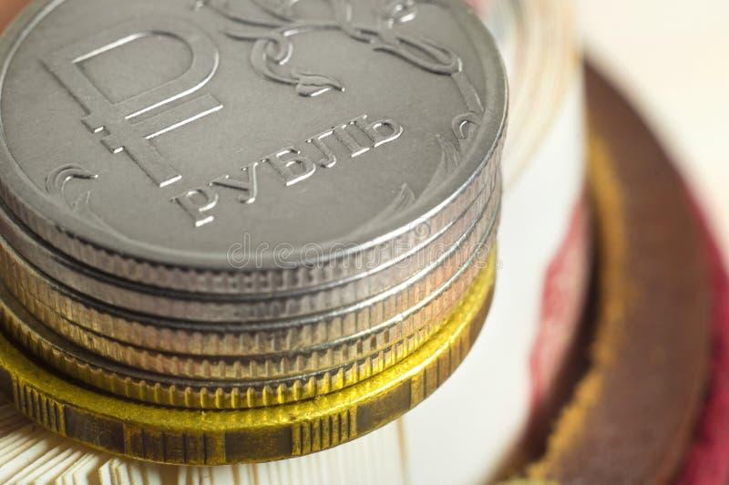 Affärsidé av rikt, rikedom, vinst och finans Bakgrund royaltyfri bild