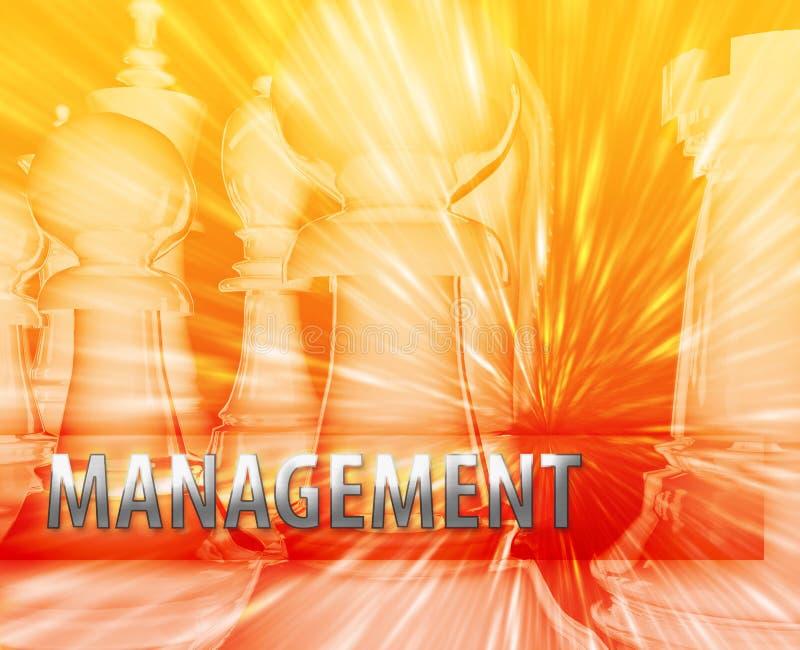affärsillustrationstrategi royaltyfri illustrationer