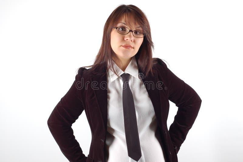 affärskvinna 12 royaltyfri bild
