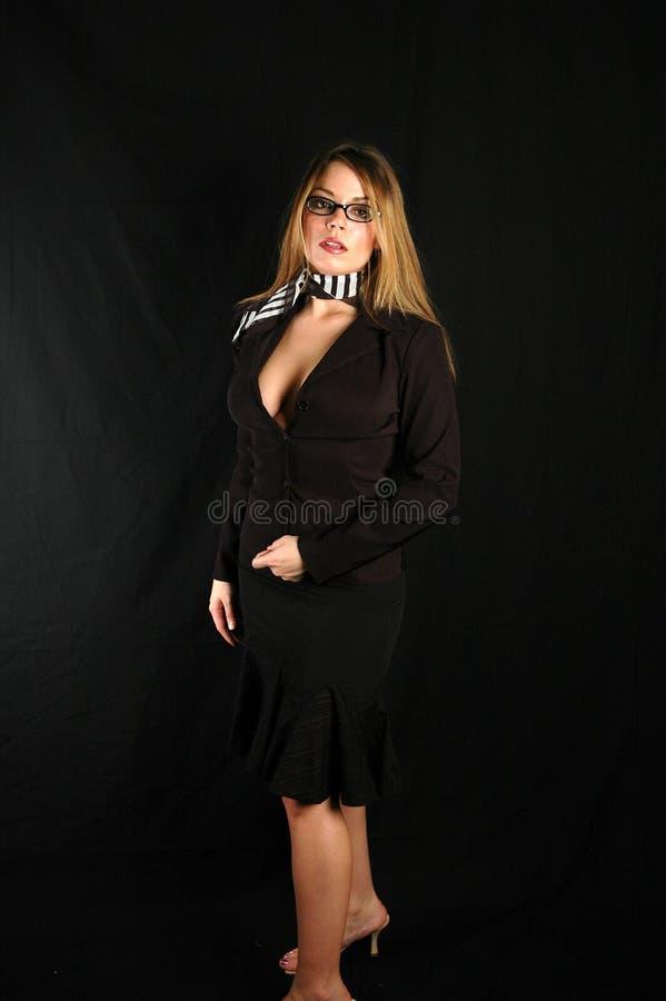 Affärskvinna 16 Royaltyfria Bilder