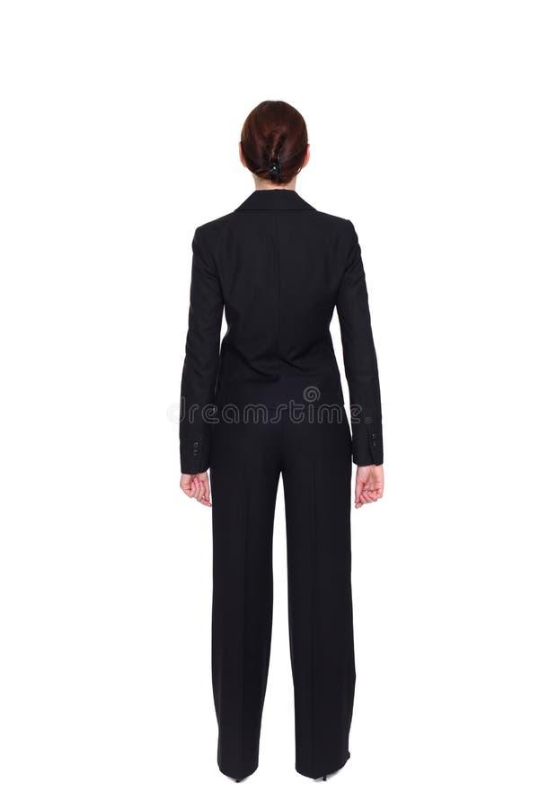 Download Affärskvinna arkivfoto. Bild av lady, tvetydig, modernt - 37347536