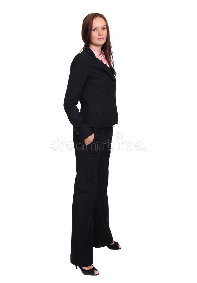 Download Affärskvinna fotografering för bildbyråer. Bild av elegantt - 37349483