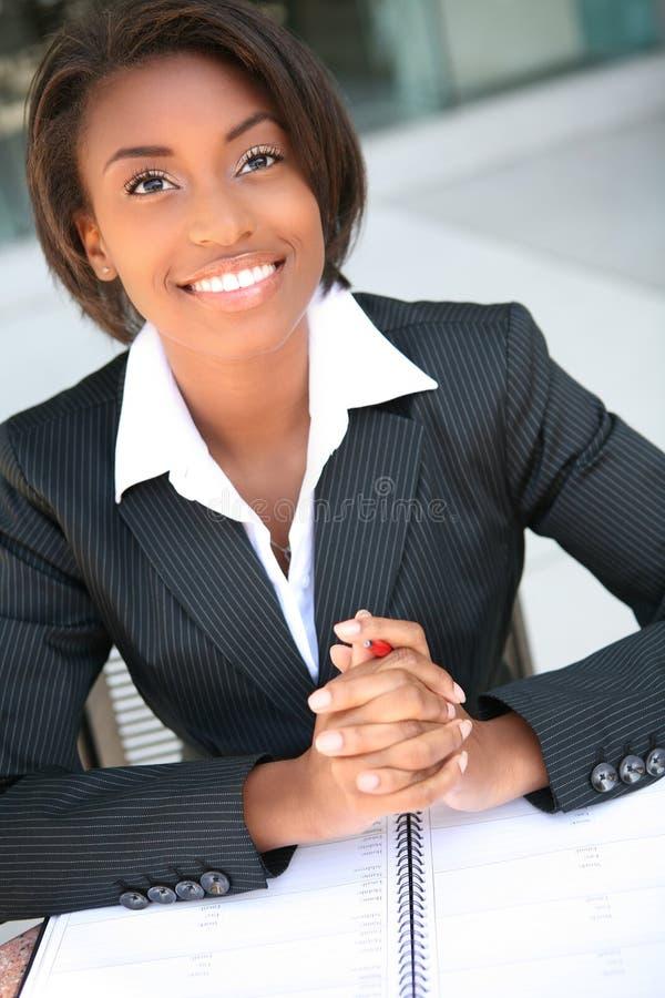 affärskvinna royaltyfri bild