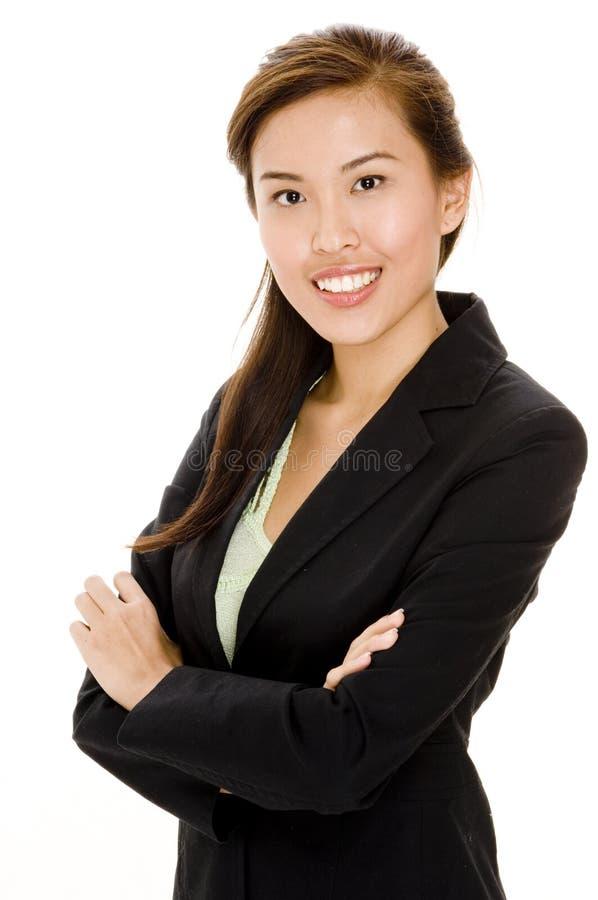 affärskvinna royaltyfria bilder
