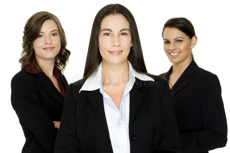 Affärskvinnor royaltyfria bilder