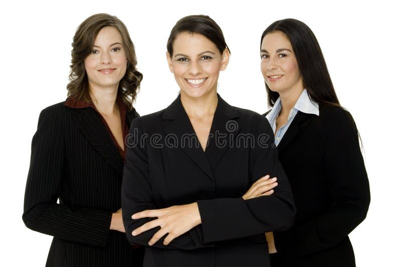 Affärskvinnor arkivfoto