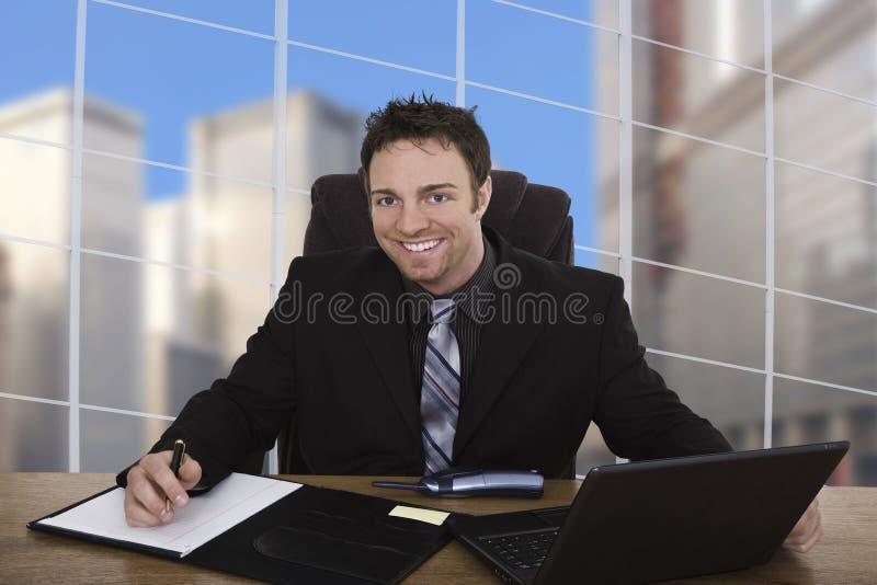affärsman royaltyfria foton